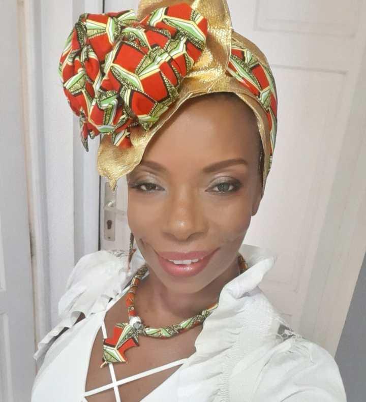 Lisette Monpierre - présidente association de carnaval Origin'all - Guadeloupe