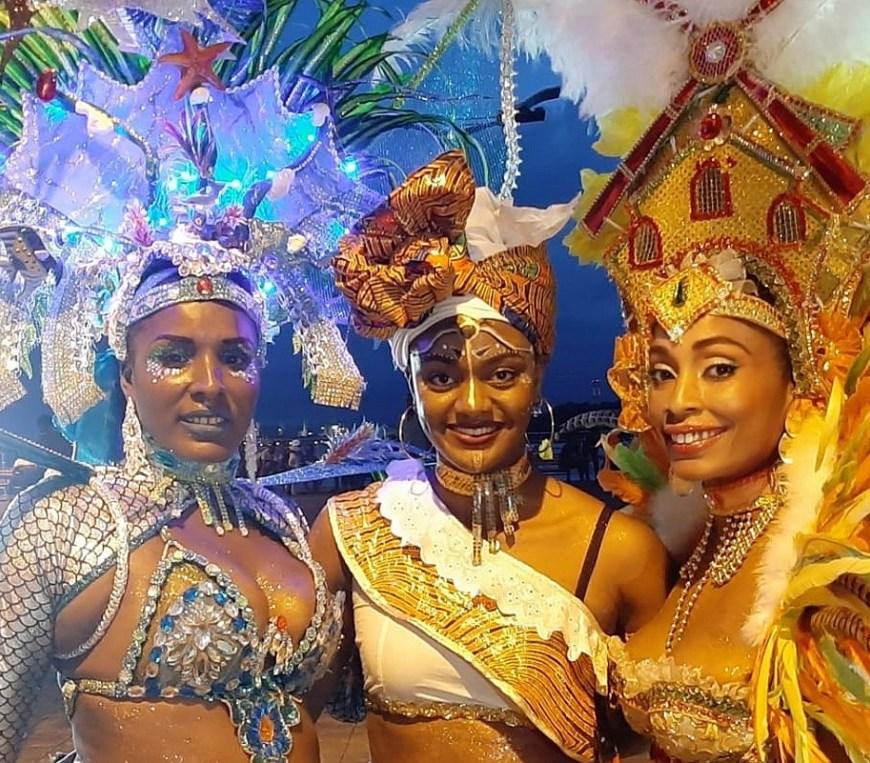 Association de carnaval Origin'all - Guadeloupe