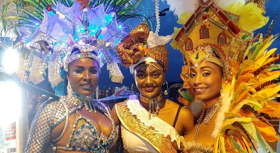 Association de carnaval Origin'all - Guadeloupe