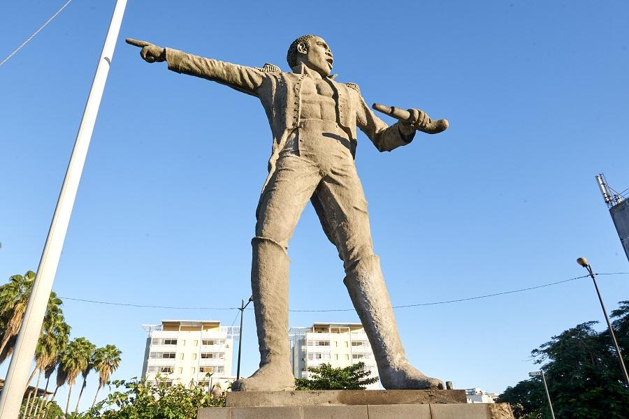 Statue de Louis Delgrès