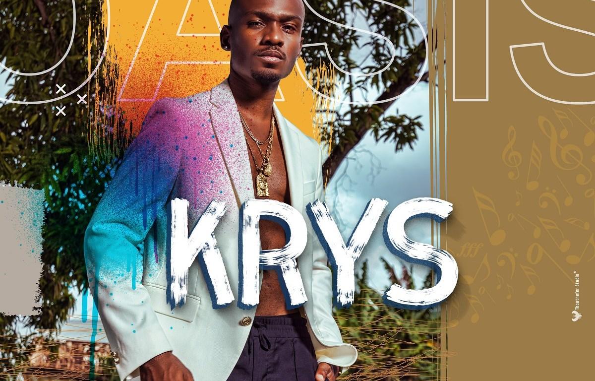Pochette album Oasis de Krys