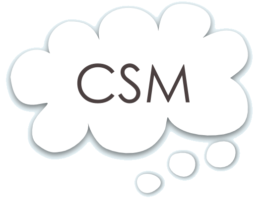 CSM Family Mediation Logo