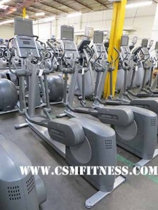 Life Fitness 95Xi with TV