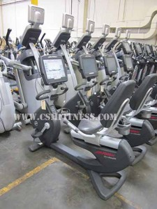 Life Fitness 95R Engage Recumbent Bike