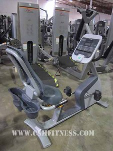 Precor RBK815 Recumbent Bike