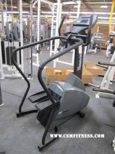 Life Fitness ISO Track 9100 Next Generation Stepper