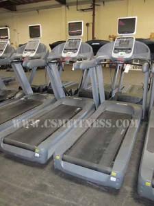 Precor 966i Experience Treadmill with TV