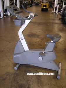 Life Fitness 93C Upright Bike