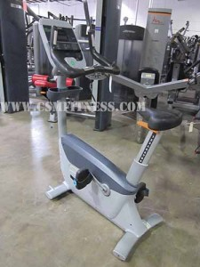 Precor UBK815 Upright Bike