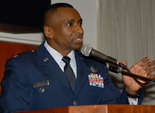 Col. Kenneth Allison, chief of Space and Missile Systems Center's Concept Development Division at Los Angeles Air Force Base, Calif., will succeed Col. H.B. Brual as the 50th Space Wing vice commander late June.