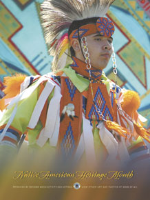 National American Indian Heritage Month. (Courtesy photo)