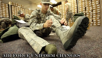 Air Force senior leaders update OCP uniform guidance