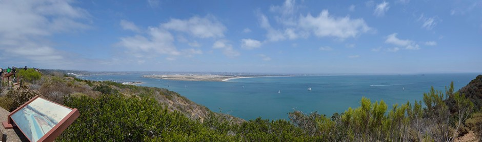 Cabrillo Point Pano