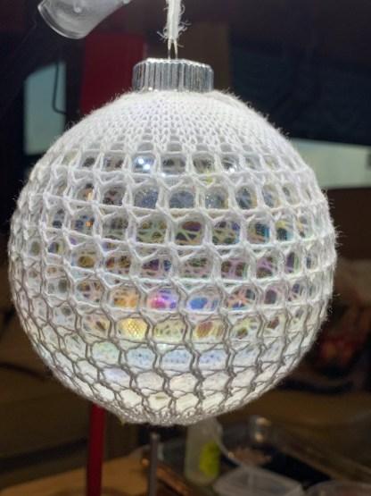 Jamie's Ornament by Myra Kness 1