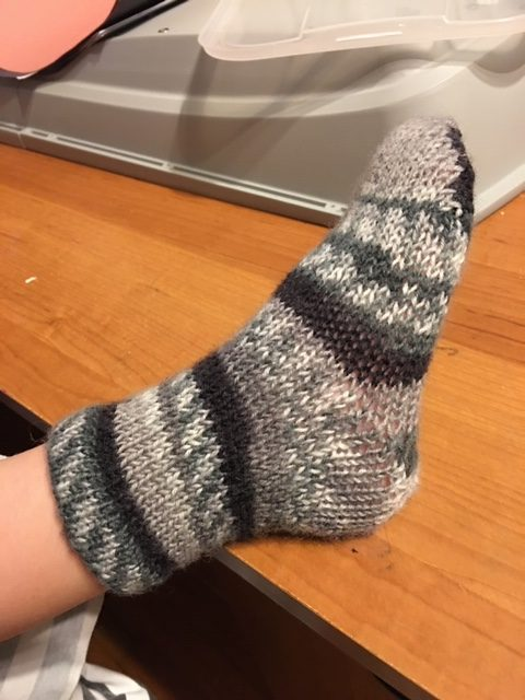 Toddler Socks….