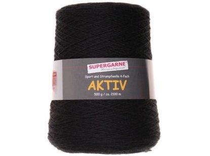 AKTIV Black 500g cone 1