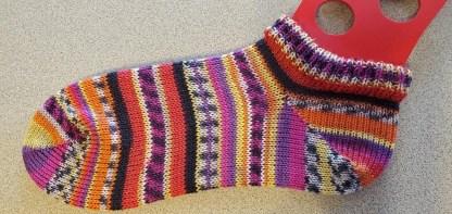 Aktiv Sock Yarn Bundle:  4 100g skeins PERU 7