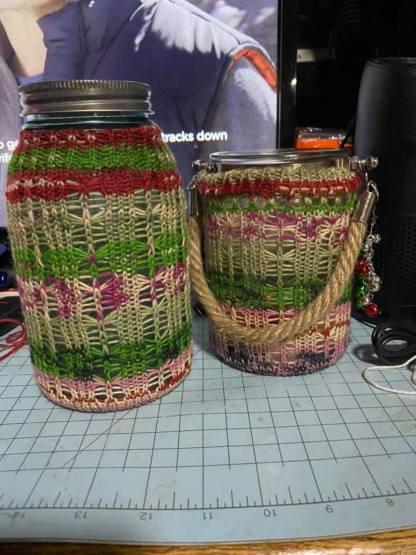 Myra Kness Quart Jar Cover 1