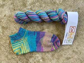 Cotton Socks??  Yes, please.