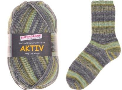 Aktiv Sock Yarn Bundle 3 100g skeins IRELAND 2