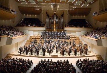 Concert at 'El Palau'