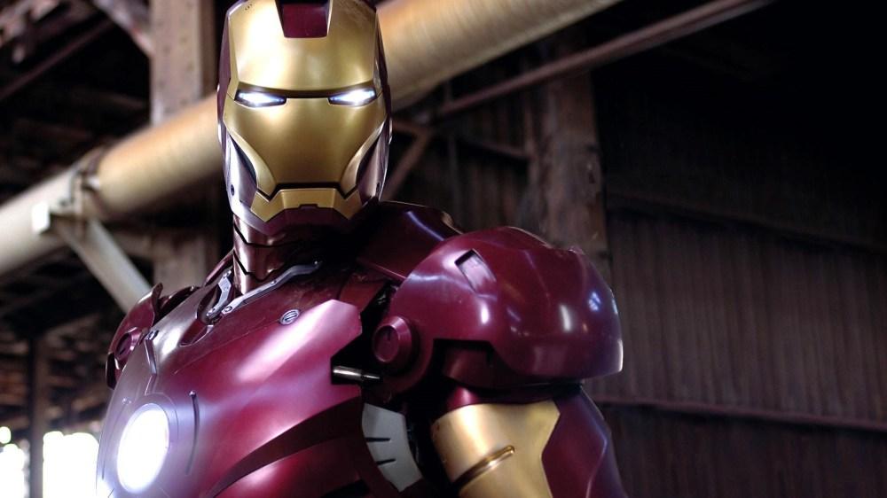 Iron Man - photo