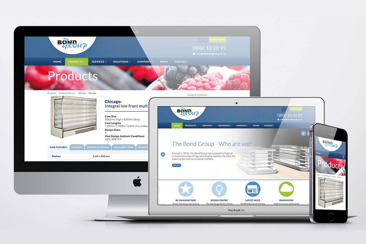 Bond Web Design