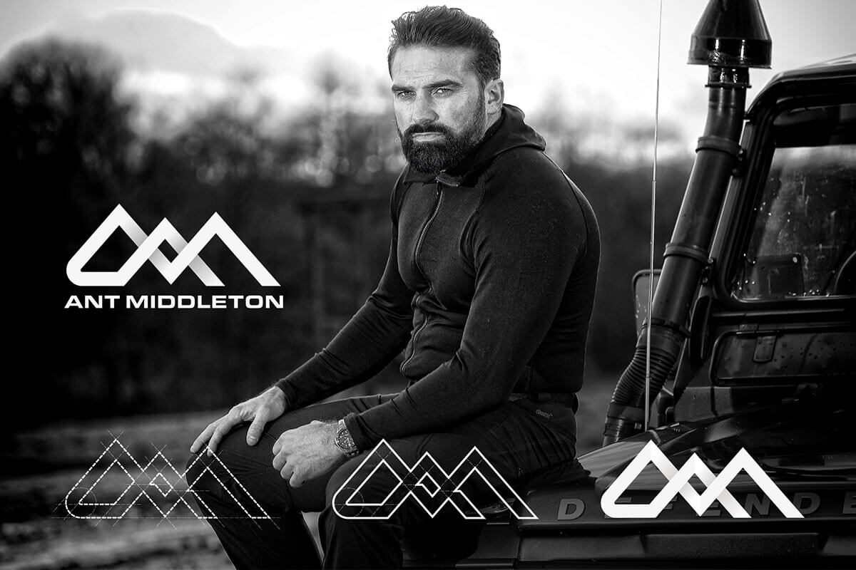 Ant Middleton Design Logo