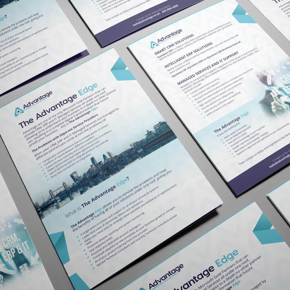 advantage leaflet