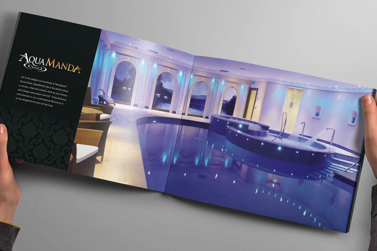 Aqua Manda Brochure