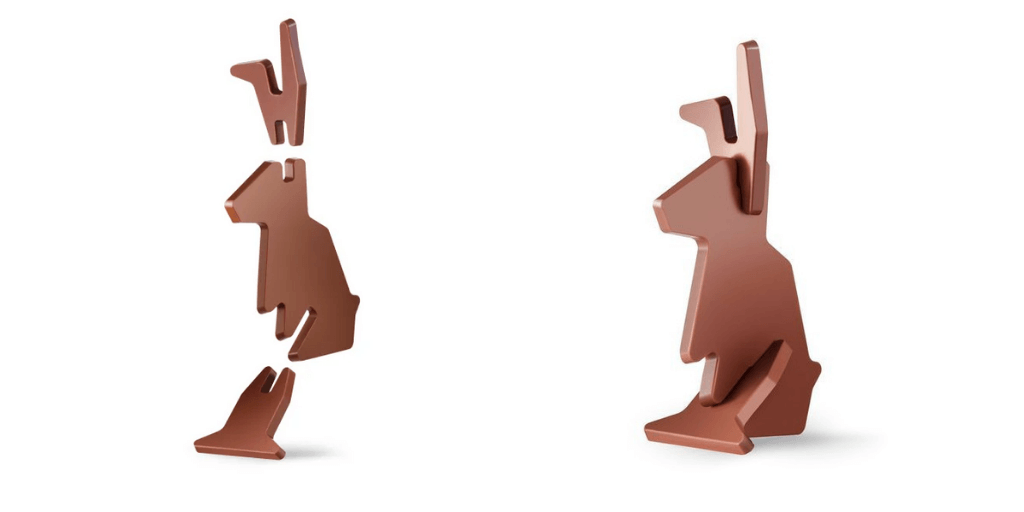 IKEA Chocolate Bunny
