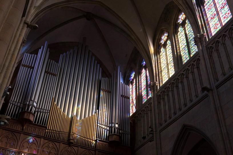 Organ, Artzain Cathedral