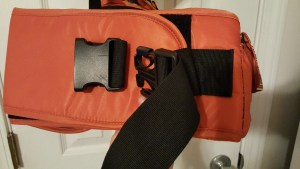 orange baby carrier 6