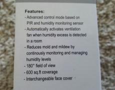 humidity control 7