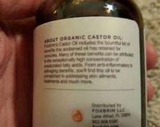 Castor Oil 3