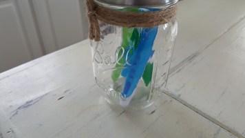 Mason Jar Toothbrush Holder 6