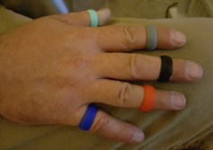 rain alley silicone rings 6