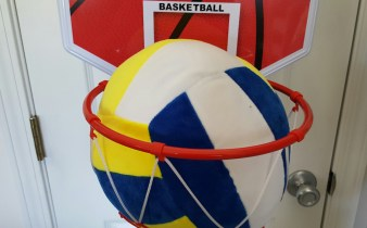 stuffed volleyball 5