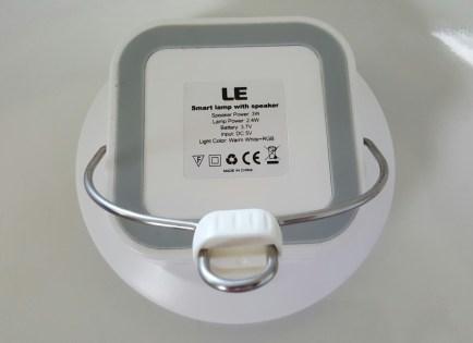 LightingEver Lamp and Speaker 2