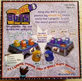 Bouncing Bots 3