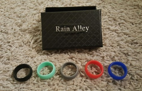 rain alley silicone rings 3
