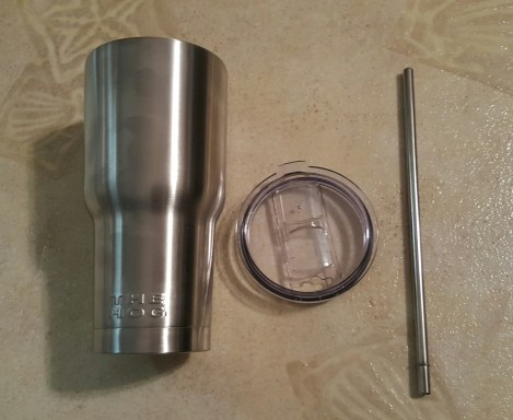 the hog stainless tumbler 3
