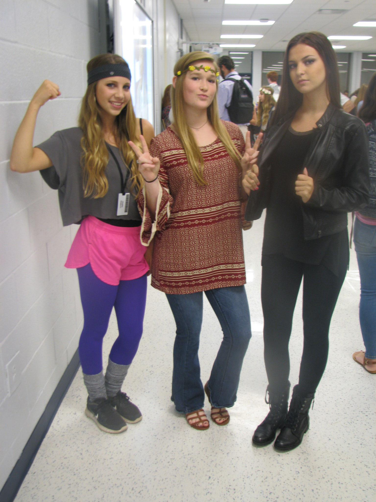 Spirit Week Chapin Student Press Network