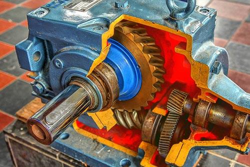Programme mécanique industrielle