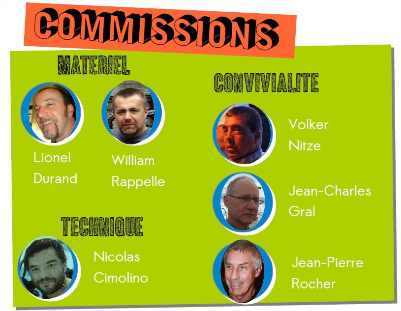 CSR - Présentation équipe dirigente et commissions1