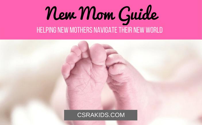 new mom augusta aiken pregnancy breastfeeding