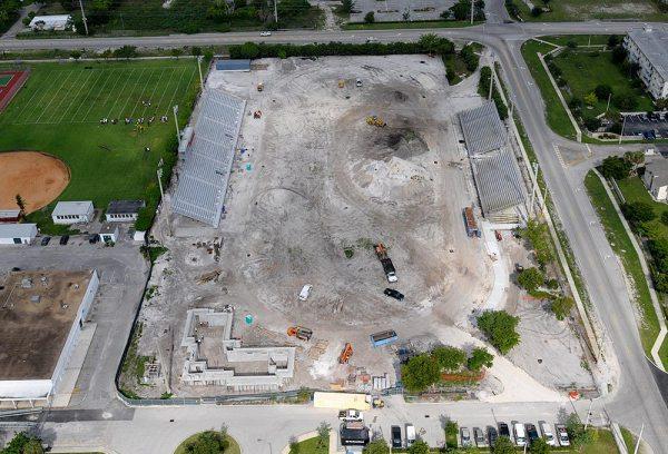 Deerfield Beach High School - CSR Construction