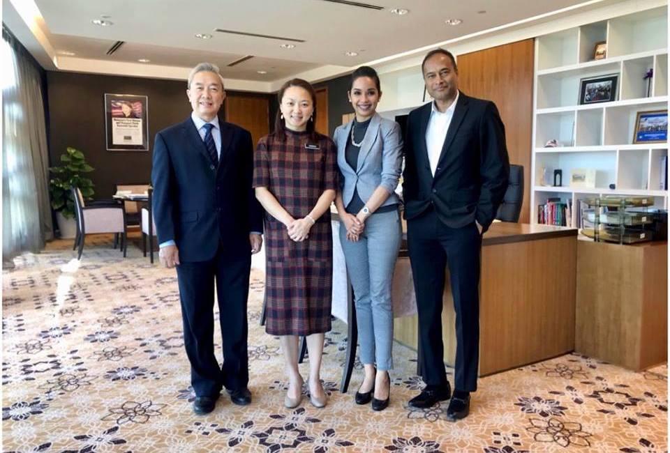 CSR MALAYSIA MEETS YB HANNAH YEOH