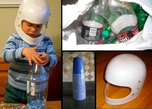 Easy Homemade Astronaut Costumes - Homemade Ftempo