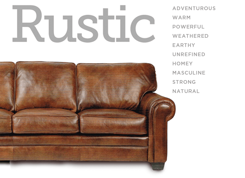 ADVENTUROUS, WARM, POWERFUL, WEATHERED, EARTHY, UNREFINED, HOMEY, MASCULINE, STRONG, NATURAL